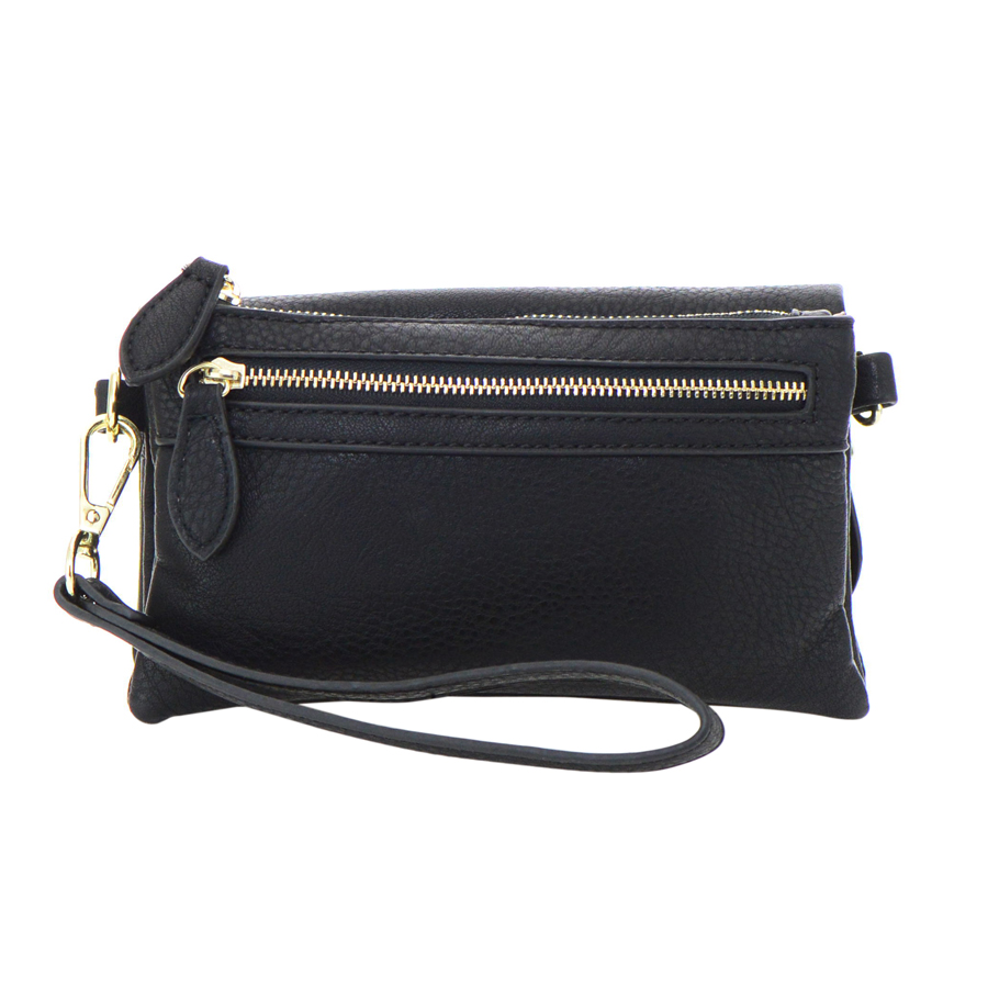 Free next day delivery on eligible orders for Amazon prime members | Buy black leather clutch bag on animeforum.cf