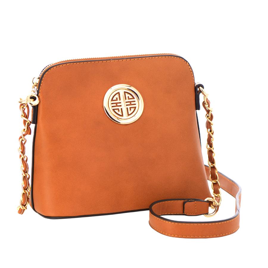 faux leather crossbody bag 35584