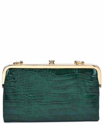 Urban Expression Alicia Clutch 16346C EMERALD