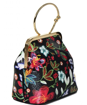 Fashion flower Clutch Satchel PR OC6458