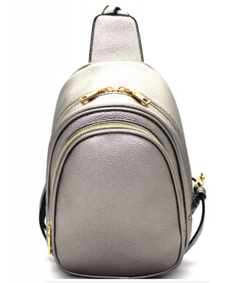 Multi Pocket Fashion Backpack 87390A