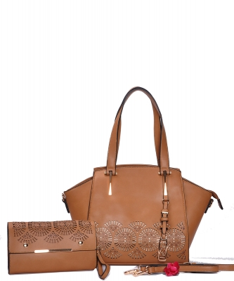 Fashion Top Handle 2-in-1 Shopper 4096 CAMEL