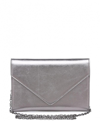 Daze Clutch Pebbled Vegan Leather 17085
