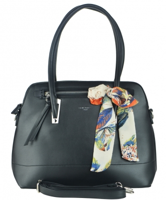 David Jones Tote handbag PR57131 BLACK