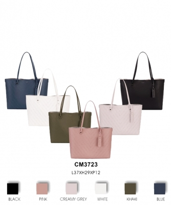 10 PCS Per Box David Jones Tote handbag CM3723 - Assorted