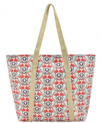 Designer Toucan Canvas Tote Bag FC00533