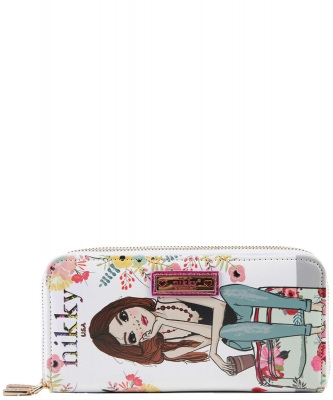 Nikky by Nicole Lee Morwenna Wallet NK20376  TRAVEL WT