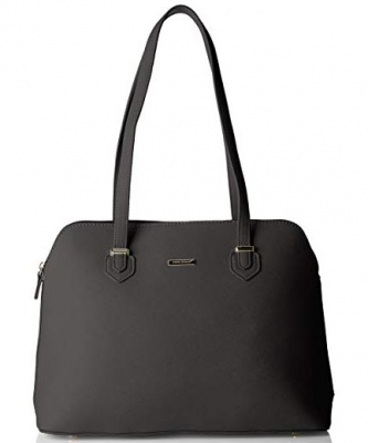 Women's bag 5743-1 DAVID JONES BLACK