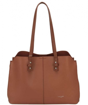 Women's handbag from the brand David Jone CM4030 CAMEL