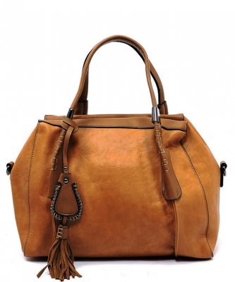 Fashion Satchel FBL005 CAMEL