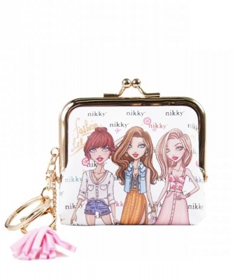 Nikky by Nicole Lee Imelda Kisslock Coin Purse NK20342