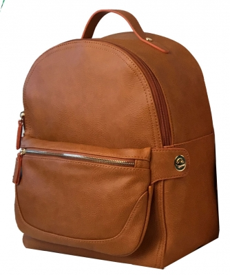 WU1090 2 in One Multi Compartment Bagpack Set TAN