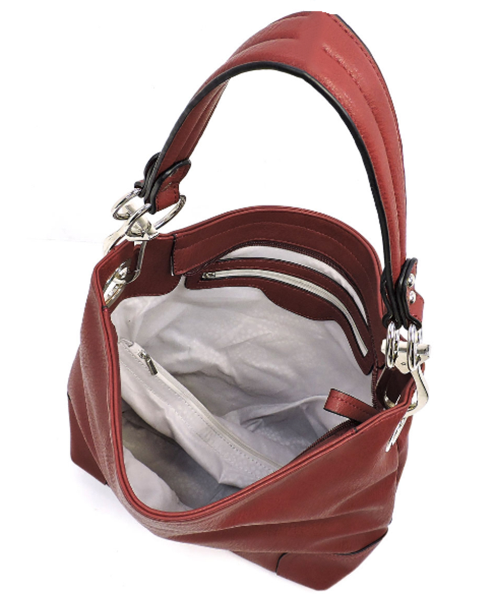 e702b2dc29c8 Fashion Classic Bucket Bag HB3179 BLACK  Wholesale Handbags ...
