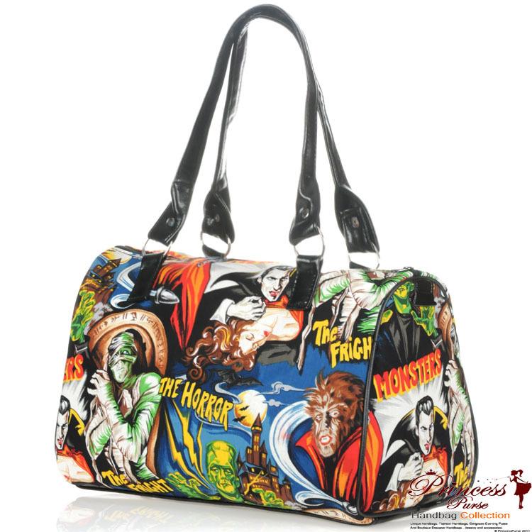 Designer Inspired Monster Handbag Made In Usa Wholesale