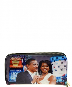 Magazine Fashion wallets 078 bk