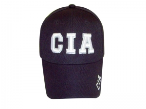 Package Sale!!! (6pcs) Designer Inspired Baseball Caps w/ CIA Logo