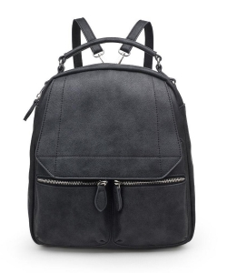 Urban Expressions Enzo Backpack 10426 BLACK