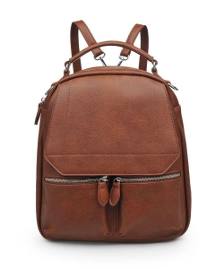 Urban Expressions Enzo Backpack 10426 COGNAC