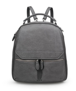 Urban Expressions Enzo Backpack 10426 GUNMETAL