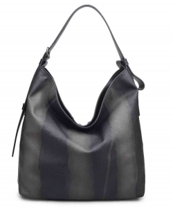 Urban Expressions KEENE Hobo Bag 12316 BLACK
