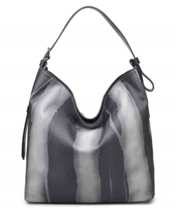 Urban Expressions KEENE Hobo Bag 12316 GRAY