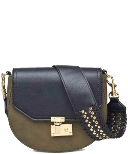 Urban Expressions Brook Bodybag 12557 OLIVE