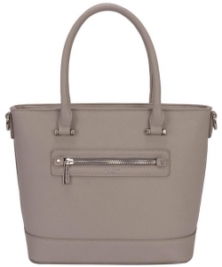 Women's bag 5731-4 DAVID JONES CREAMY GREY
