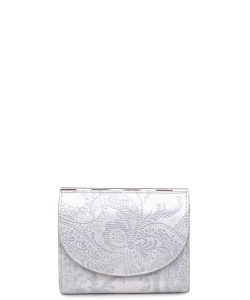 Urban Expressions Ophelia Wallet 16454 SILVER