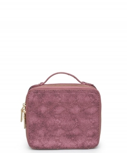 Urban Expressions Beatrice Make Up Bag 16457 GLAM PINK