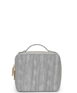 Urban Expressions Beatrice Make Up Bag 16457 SILVER