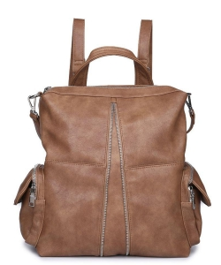 Urban Expressions Dallas Backpack  18139 WHISKEY