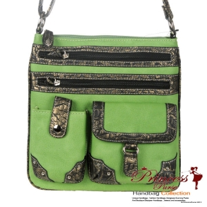 Messenger Bag 18546 X33 Lime