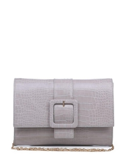 Urban Expressions Valerie Clutch Bag 19767 GRAY