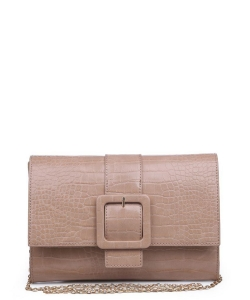 Urban Expressions Valerie Clutch Bag 19767 NUDE