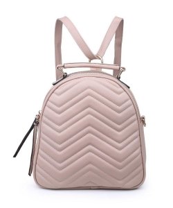 Urban Expressions Constance Mini Backpack 19907  NUDE