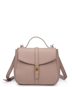 Urban Expressions Ramona Crossbody Bag 19937 TAUPE