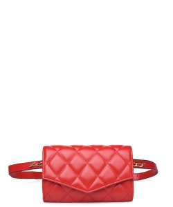 Urban Expressions Rhytm Belt Bag 20251 RED