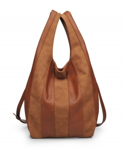 Urban Expressions Rocco Hobo Bag 20511 TAN