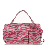 Fashionable Zebra Print Purse Organizer