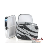 Animal Print Small Pill Box