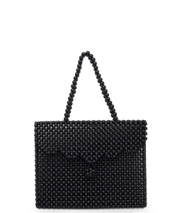 Urban Expressions Naomi Evening Bag 21505 BLACK