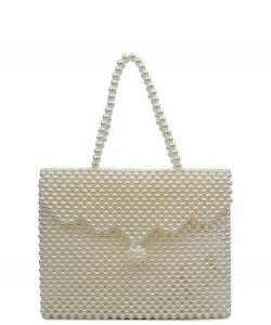 Urban Expressions Naomi Evening Bag 21505 IVORY