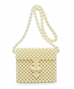 Urban Expressions Penny Evening Bag 21509 IVORY