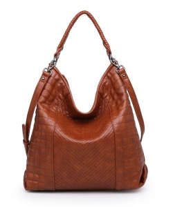 Urban Expressions Ashton Hobo Bag TAN