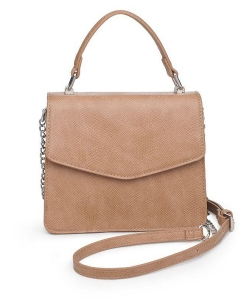 Urban Expressions Kayla Vegan Leather Mini bag 21880LZ  CAMEL