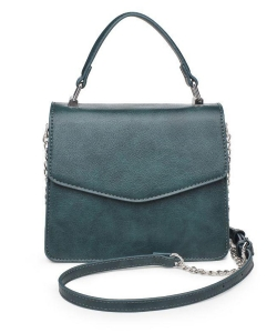 Urban Expressions Kayla Vegan Leather Mini bag 21880  OLIVE