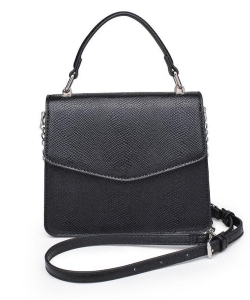 Urban Expressions Kayla Vegan Leather Mini bag 21880LZ BLACK