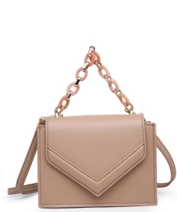 Urban Expressions Rylea Vegan Leather Crossbodybag 21994 NATURAL