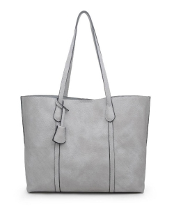 Urban Expressions Averdeen Tote Bag 22604 GRAY