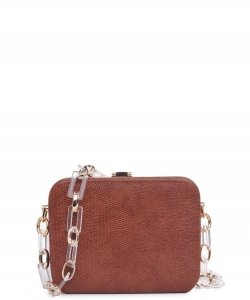 Urban Expressions Gwen  Mini Crossbody Bag  22851L WHISKY